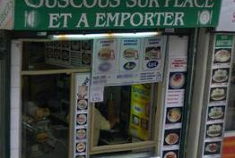 Restaurant Nassim La Courneuve