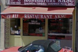 Restaurant Aksu 93 La Courneuve