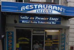 Restaurant Deluxe Paris 10