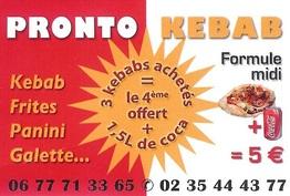 Pronto Pizza Kebab Le Havre