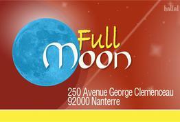Full Moon Nanterre
