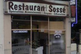 Restaurant Sossé Châtillon