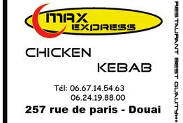 Max Express Douai