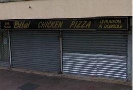 Bilal chicken Pizza Neuilly-sur-Marne