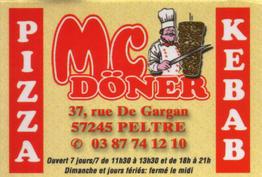 Mc Döner Peltre