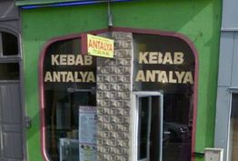 Antalya Saint-Etienne