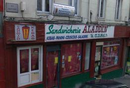 Sandwicherie Aladdin Rouen