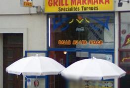 Grill Marmara Caen