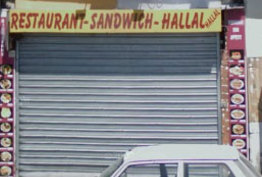 Sandwicherie Hallal Saint-Denis
