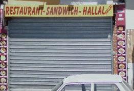 Sandwicherie Hallal Saint-Denis