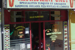 Restaurant Umut Saint-Denis