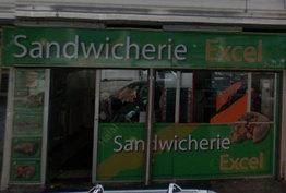 Sandwicherie Excel Saint-Denis