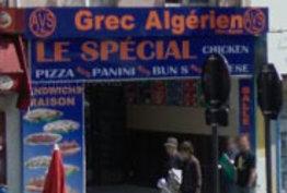 Grec Algérien Saint-Denis