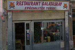 Restaurant Galatasaray Saint-Denis