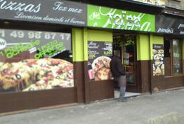 Restaurant Taiba Saint-Denis