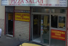Pizza Salam Saint-Denis