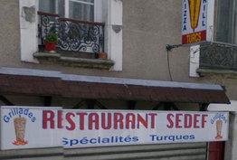 Restaurant Sedef Saint-Denis