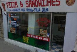 Pizza & Sandwiches Aubervilliers
