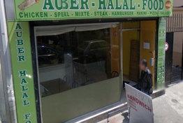 Auber Halal Food Aubervilliers