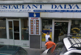 Restaurant Daylan Aubervilliers