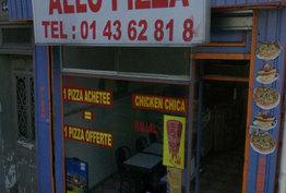 Allo Pizza Bagnolet