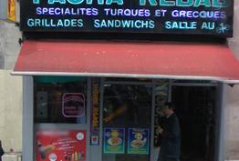 Restaurant Le Pacha Aubervilliers