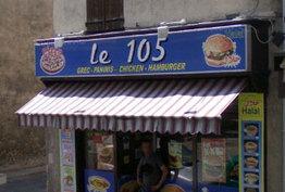 Le 105 Aubervilliers