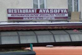Restaurant Ayasofya Aubervilliers