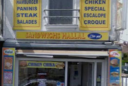 Mamoun Chicken Aubervilliers