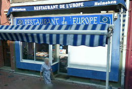Restaurant de l'Europe Calais