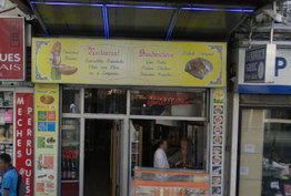 Restaurant des 4 Chemins Pantin