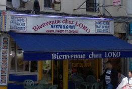 Restaurant Chez Loko Aubervilliers