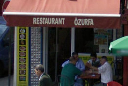 Restaurant Ozurfa Aubervilliers