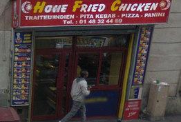 Hoche Fried Chicken Pantin