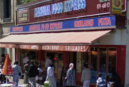 Mondial Food Express Saint-Denis