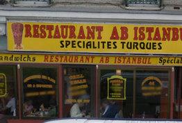 Restaurant AB Istanbul Saint-Denis