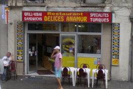 Délices Anamur Saint-Denis