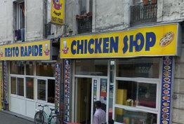 Chicken Shop Saint-Denis