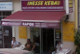 Inesse Kebab Nice