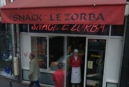 Snack Le Zorba Strasbourg