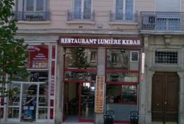 Lumière Kebab Lyon