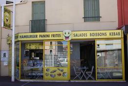 Smiley Burger Perpignan