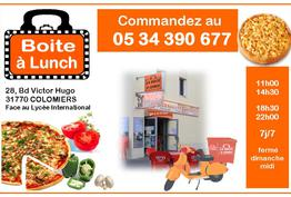 La Boite à Lunch Colomiers