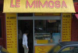 Le Mimosa Paris 15