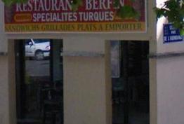 Restaurant Berfin Cergy