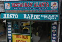 Restaurant Alanya Argenteuil