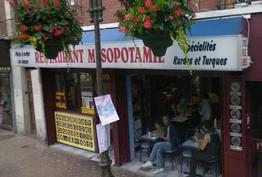 Restaurant Mesopotamie Argenteuil