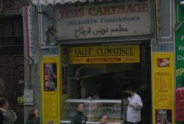 Tunis Carthage Marseille