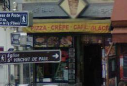 Kebab gare du nord Paris 10