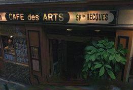 Café des Arts Paris 06